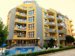 Apartment No 14 AQUARIA APARTMENTS in SUNNY BEACH 1.5 km FROM NESSEBAR,